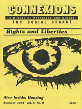 Connexions Rights and Liberties