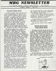Medical Reform Newsletter June 1994