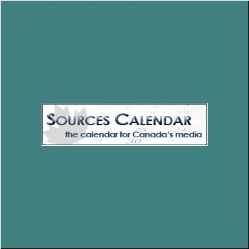 Sources Event Calendar